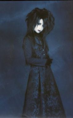Mana-sama    † Musician, songwriter, record producer, fashion designer, & model.