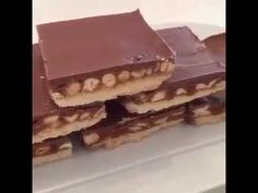 nuts cake www. Candy, Chocolate, Desserts, Food, Tailgate Desserts, Deserts, Essen, Chocolates, Postres