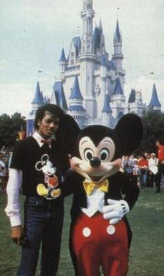 michael & mickey