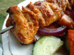 LCHF-bloggen: Kyllingspyd med harissa