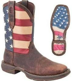 """These are the only things you could wear with the chuck norris action jeans and be legit. Just sayin...  Durango Men's 11"""" Rebel Flag Leather Steel Toe Western Cowboy Boots"""