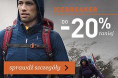Promocja - 20 % na odzież Icebreaker w sklepie Landersen.pl