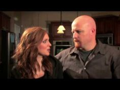 """When Todd Smith (lead singer of the group """"Selah"""") and his wife @Angie Smith were told their unborn daughter would not survive outside the womb, they made the decision to celebrate the few short months of life they would share with her. Watch their incredible story and click here for a link to Angie's book, """"I Will Carry You.""""  http://www.mardel.com/store/item.aspx?ItemId=403142 #angiesmith #audreycaroline #selah"""