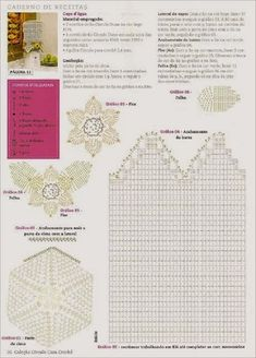 Crochê Para Cozinha: 82 Ideias com Passo a Passo e Gráficos | Revista Artesanato