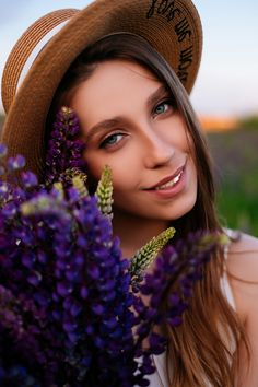 Фотосессии, Фотография, Мода, Лаванда, Цветы