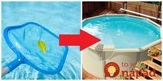 Dobrý deň, musím sa s vami podeliť o tip, ako udržať bazén čistý bez chémie a to celú sezónu. Naozaj som netušil, že ide o takú neznámu metódu, ale dnes som k tejto veci zazrel diskusiu na fb a ľudia z toho boli veľmi prekvapení. Istý pán ukázal aj dôkaz, že voda v jeho bazéne... Tub, Health Fitness, Outdoor Decor, Design, Home Decor, Gardening, Anna, Board, House
