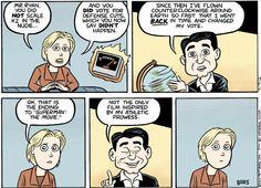 Tales from Paul Ryan
