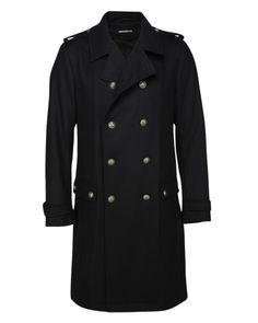 Drykorn Mantel Arras at Stierblut #Drykorn #Jacket #Stierblut