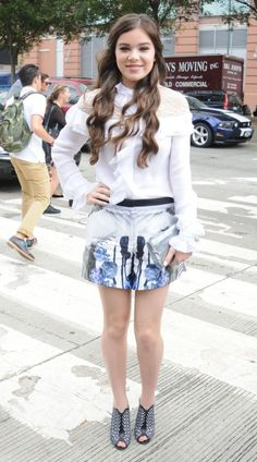 Hailee Steinfeld I Love Her Style So Much
