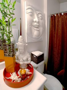 Asian Bathroom Design, Pictures, Remodel, Decor and Ideas - page 9