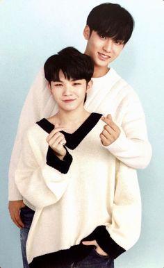 mingyu and jihoon