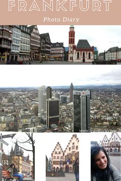 A photo diary of my 6 hour layover in #Frankfurt, #Germany.