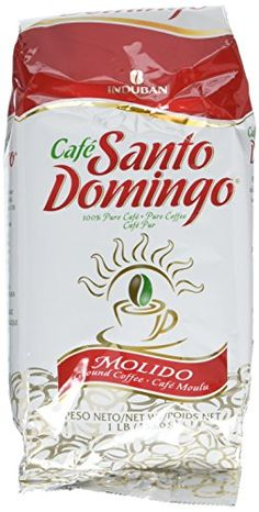 Cafe Molido Santo Domingo Coffee 1 Lb  2pack ** Click image to review more details. (This is an affiliate link and I receive a commission for the sales)