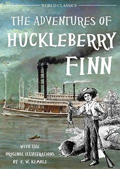 rhetorical analysis of mark twains the adventures of huckleberry finn essay Frederick douglass and mark twain both show the most common form of slavery   throughout the duration of twain's adventures of huckleberry finn, jim, the.