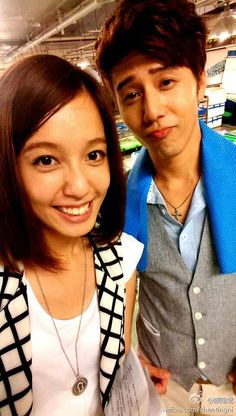 Annie Chen & George HU love them. I'm a totally fan George Hu, Taiwan Drama, Love Now, Dramas, Annie, Actors & Actresses, Famous People, Real Life, Addiction