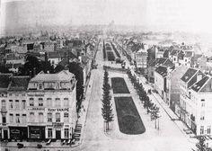 avenue de la reine, Bruxelles