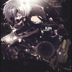 Tokyo Ghoul Ken