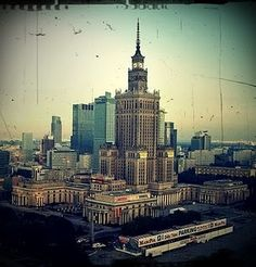 Warsaw, Poland - we were not there for very long, but I hold this place in my heart - loved every minute there.