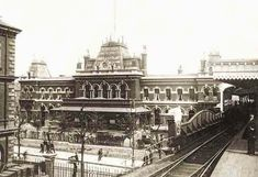 portsmouth and Southsea railway station.