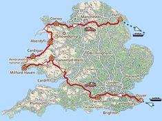 13-daagse Rondreis Wales · Pharos Reizen