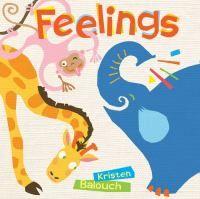 Read Rabbit Read: Flannel Friday: Feelings by Kristen Balouch