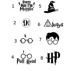 Harry Potter Vinyl Decal for car home locker or anywhere - Landlikes Sites Harry Potter Car, Harry Potter Nails, Harry Potter Shirts, Harry Potter Tumblr, Harry Potter Painting, Harry Potter Drawings, Nail Decals, Vinyl Decals, Car Decal