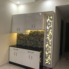 Living Room Tv Unit Designs, Bedroom Cupboard Designs, Living Room Sofa Design, Pooja Room Door Design, Home Room Design, Kitchen Cabinet Remodel, Kitchen Cabinetry, Crockery Cabinet, Crockery Units