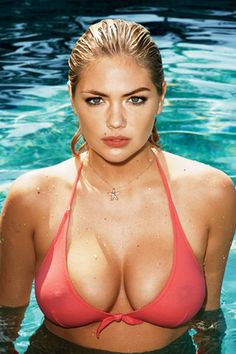 KATE UPTON FOR GQ BY TERRY RICHARDSON