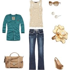 My style, created by penny-cash.polyvo...