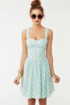 Adorable baby blue dress