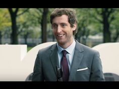 """Verizon Commercial 2017 Thomas Middleditch Drop the Mic. UGH!!!  """"And that is all the microphone said I have."""""""