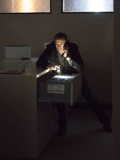 "James D'Arcy as Anson in HOMELAND (Season 7, Episode 10, ""Clarity""). - Photo: Antony Platt/SHOWTIME via SEAT4f"