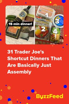 31 Trader Joe's Shortcut Dinners That Are Basically Just Assembly Red Pepper Soup, Stuffed Pepper Soup, Stuffed Peppers, Stewed Tomatoes, Dried Tomatoes, Tortellini Salad, Orzo, Red Curry Sauce, Lobster Ravioli