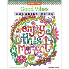 Good Vibes Adult Coloring and Activity Book Sugar Skull Coloring Pages