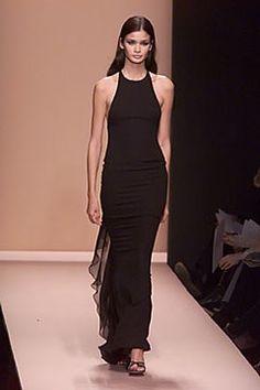 Carolina Herrera Fall 2000 Ready-to-Wear Fashion Show - Carolina Herrera, Caroline Ribeiro