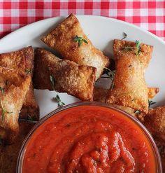 Homemade Pizza Rolls Recipe - RecipeChart.com