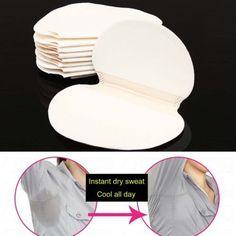 NEW Disposable Sweat Pad Antiperspirant Underarm Armpit Guard Sheet Shield Fresh