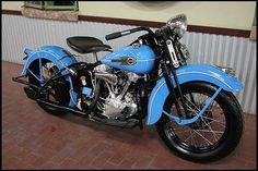 1938 Harley Davidson