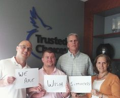 I am a wish supporter.  http://www.wish.org  #IAm  #FacesofWishes