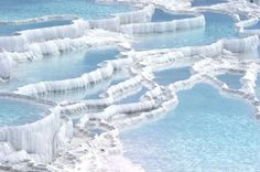 Pamukkale Small Group Tour from Selcuk Discover Pamukkale with the small group tours of locals. The tour itinerary is Hierapolis Ancient City, Travertine Terraces of Pamukkale. Also, delicious Turkish lunch is included.You will meet your guide at your hotel in Selcuk and you will drive to Pamukkale. You will see the Necropolis (cemetery) of Hierapolis which is one of the biggest ancient cemeteries in Anatolia with 1.200 graves, Roman Bath, Domitian Gate, and the Main Street, ...