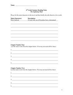 6th Grade reading help?