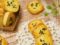 ステラおばさん風☆焼き芋キューブクッキーの画像