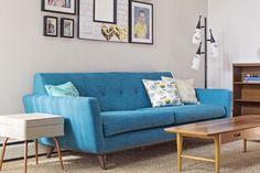 Hughes Sofa - Photo by Jessica N.