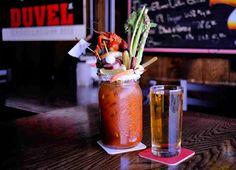 || The 12 Craziest & Best Bloody Marys in America || sphericool.net || #IceBallMaker #Sphericool #IceMold #MixedDrinks #IceBallMold #Whiskey #Cocktails #IcedCoffee #Ice #IceBall #SphereIce #IceSphere #IcedDrinks #OnTheRocks #Amazon