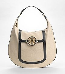 AMANDA FLAT HOBO  - this has most transitional value :) & matches my tory shoes - yes!!