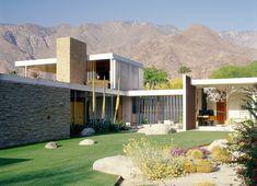 El icono mid-century de Palm Springs - Icono arquitectónico   Galería de fotos 2 de 9   AD MX