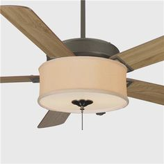 Low profile linen drum shade kit for ceiling fan ceilingfandrumshadeg 450450 aloadofball Images