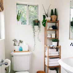 Decoração Criativa de Banheiro Pequeno