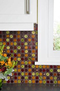 Indoor mosaic / ceramic