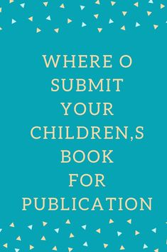 Writing Kids Books, Book Writing Tips, Writing Skills, Writing Prompts, Kid Books, Fiction Writing, Children's Book Publishers, Book Publishing Companies, Learning To Write